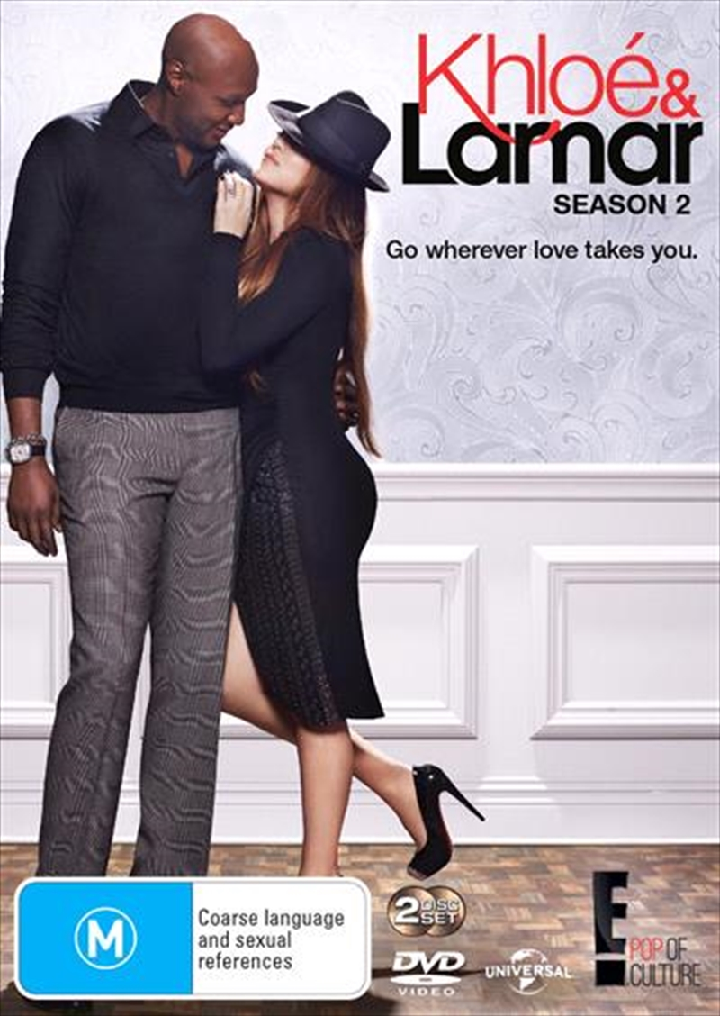 Khloe and Lamar - Series 2 | DVD
