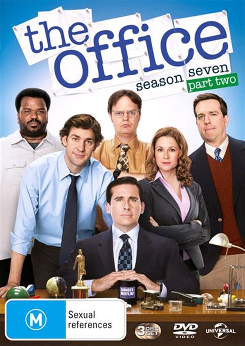 Office - Season 7 - Part 2, The | DVD