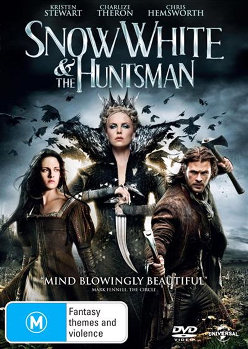 Snow White and The Huntsman | DVD