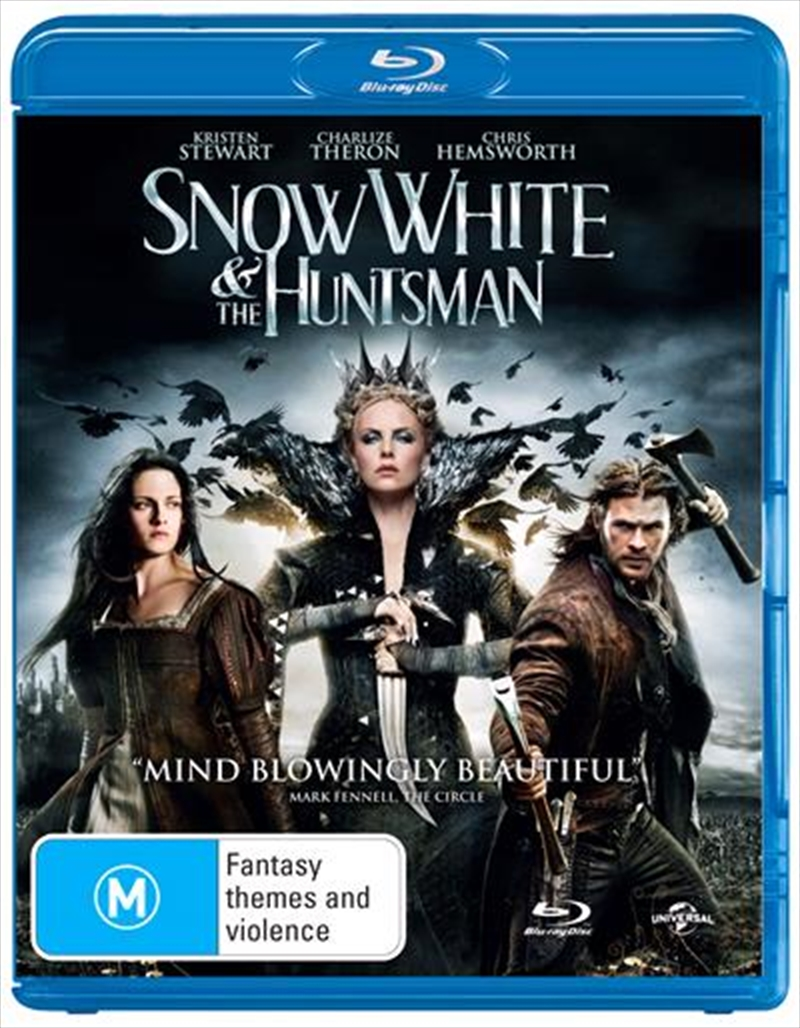 Snow White and The Huntsman | Blu-ray