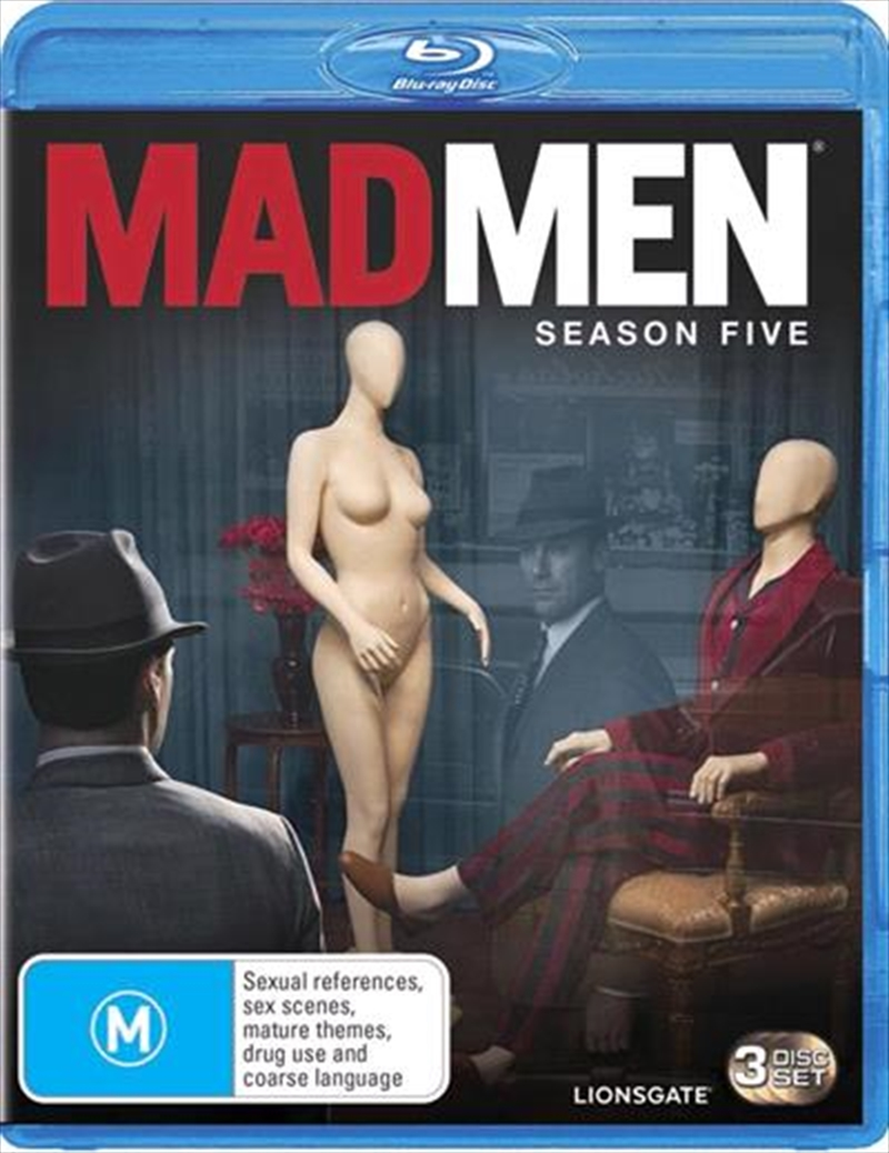 Mad Men - Season 5 | Blu-ray