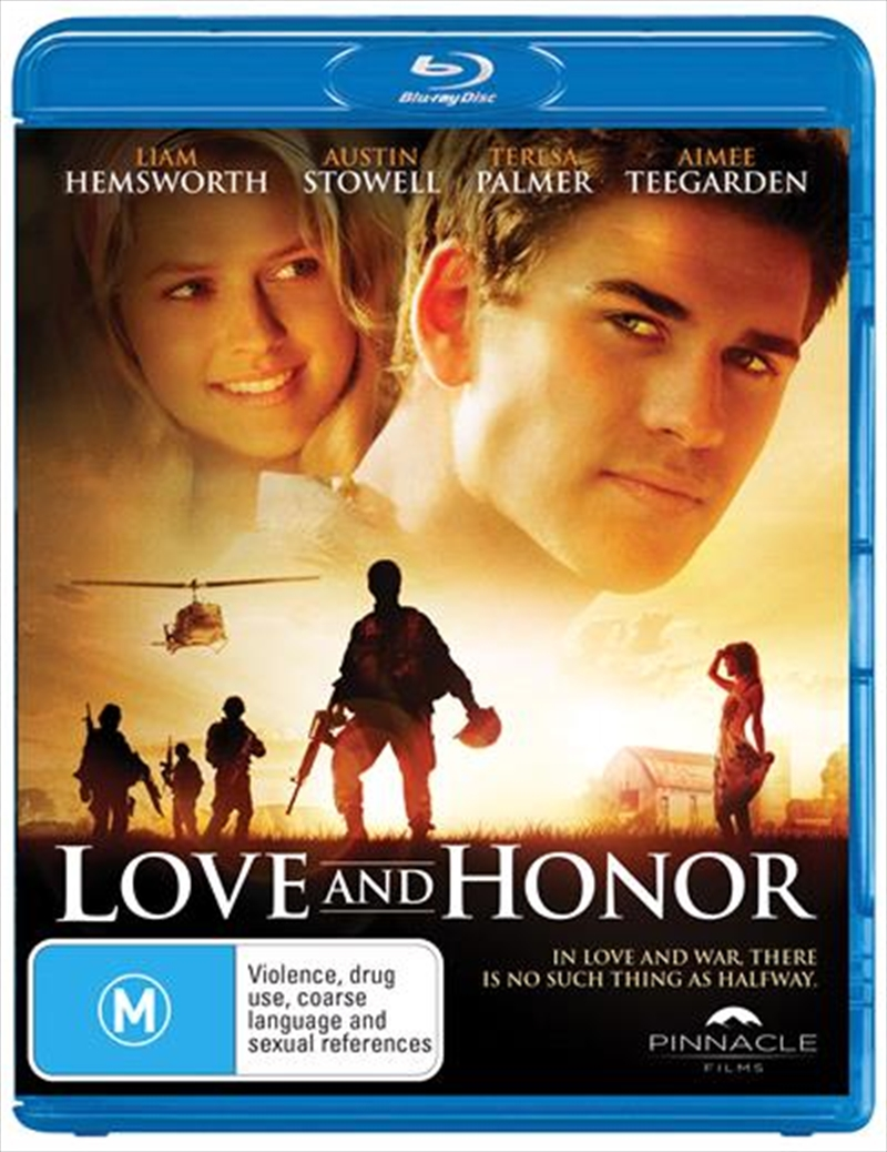 Love and Honor | Blu-ray