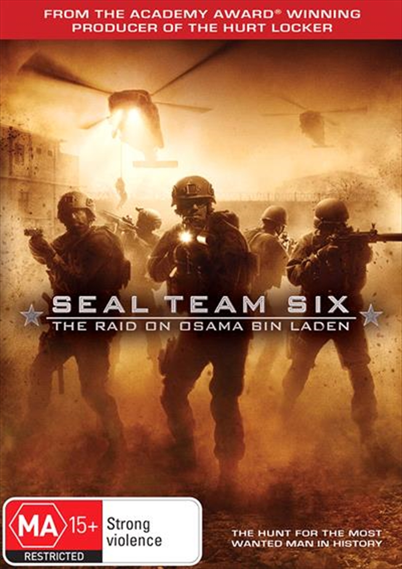 Seal Team Six - The Raid on Osama Bin Laden | DVD