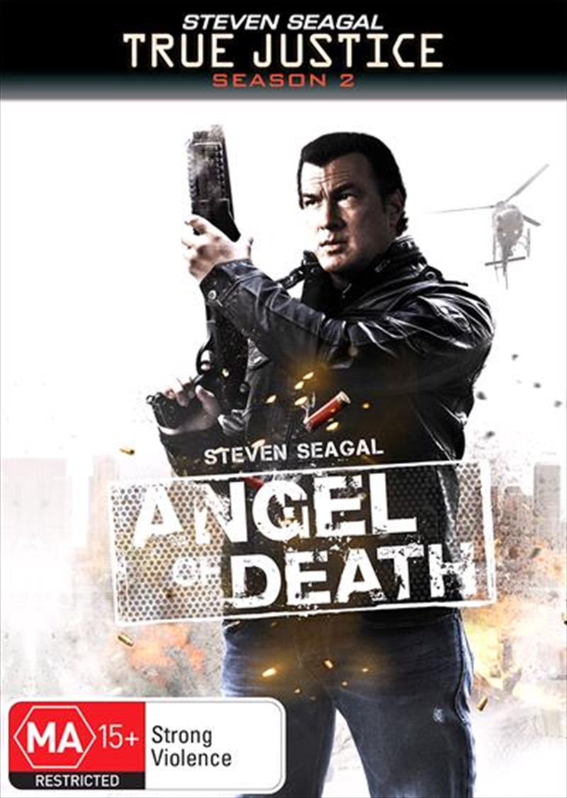 True Justice - Angel Of Death | DVD