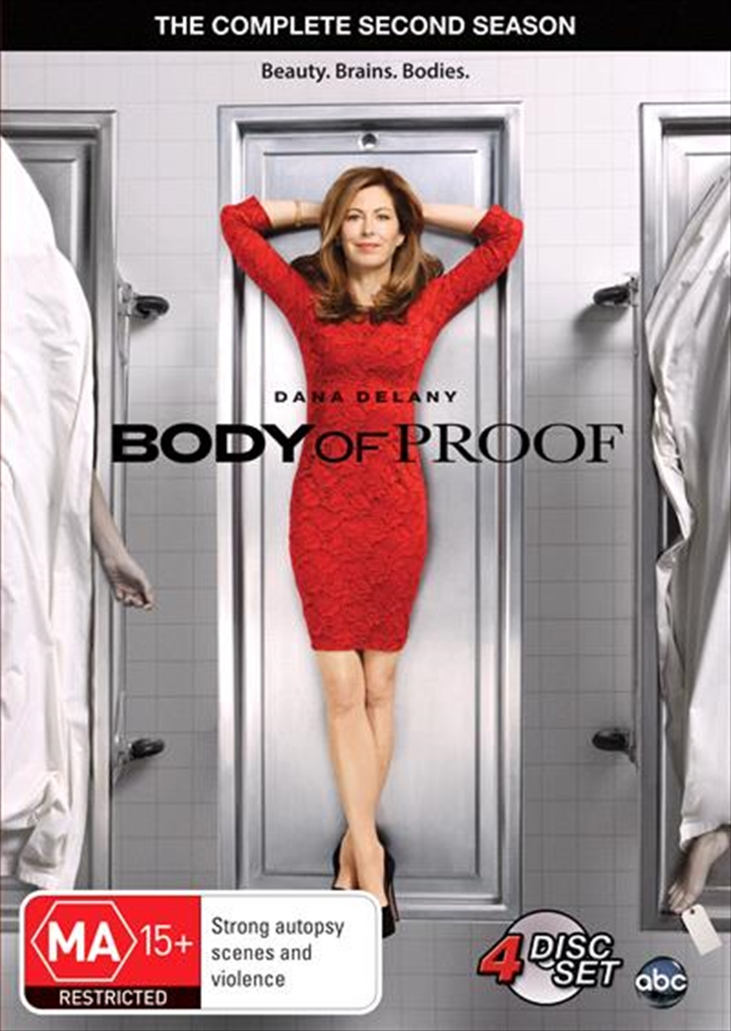 Body Of Proof - Season 2 | DVD
