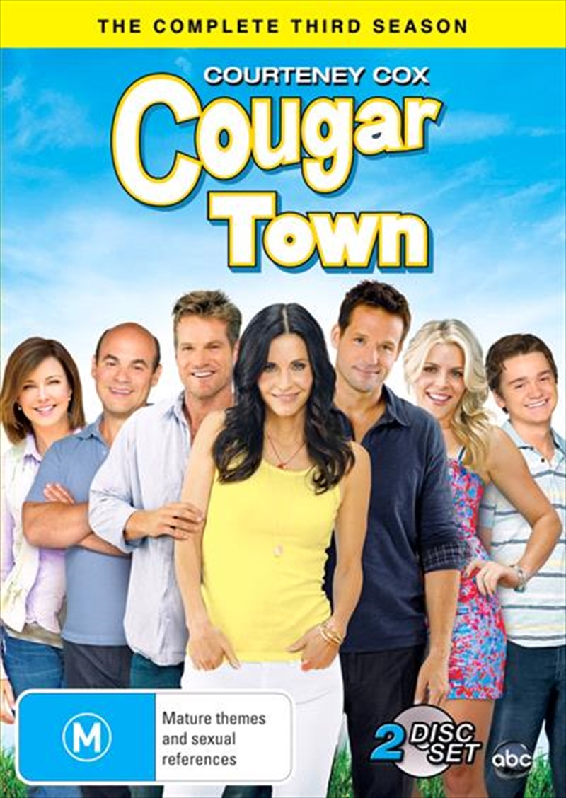 Cougar Town - Season 3 | DVD