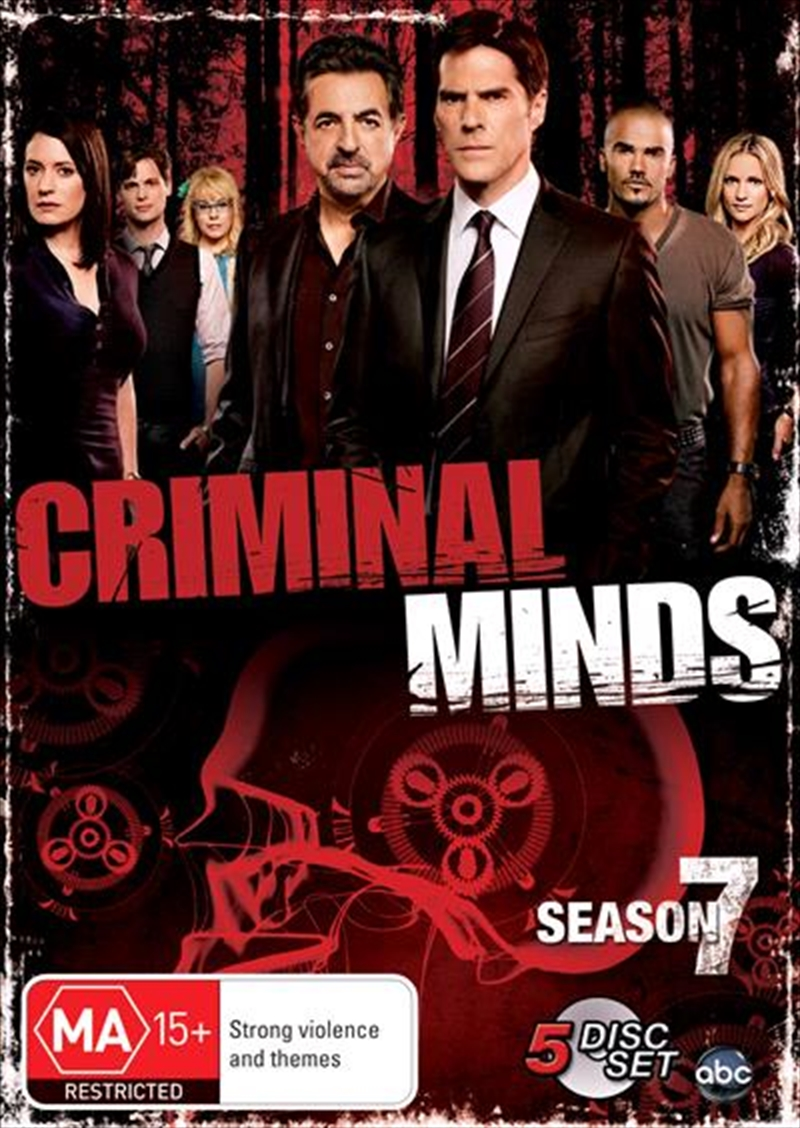 Criminal Minds - Season 7 | DVD