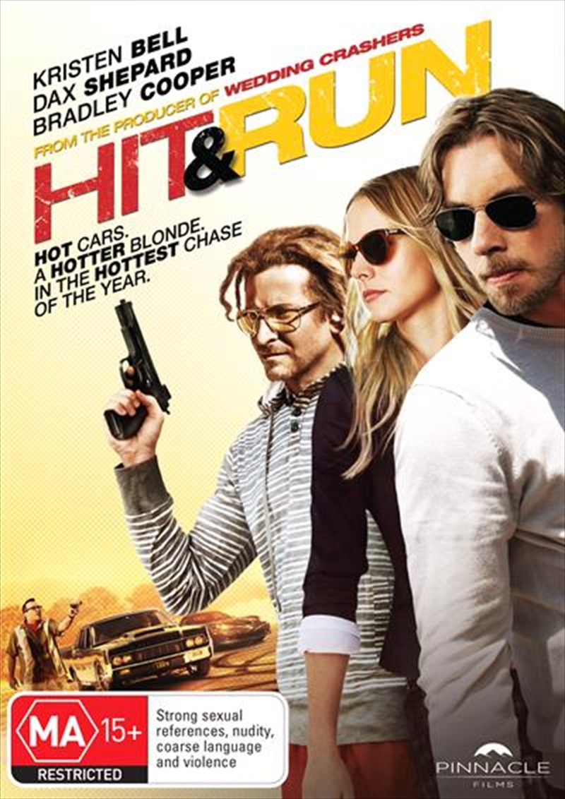 Hit and Run | DVD