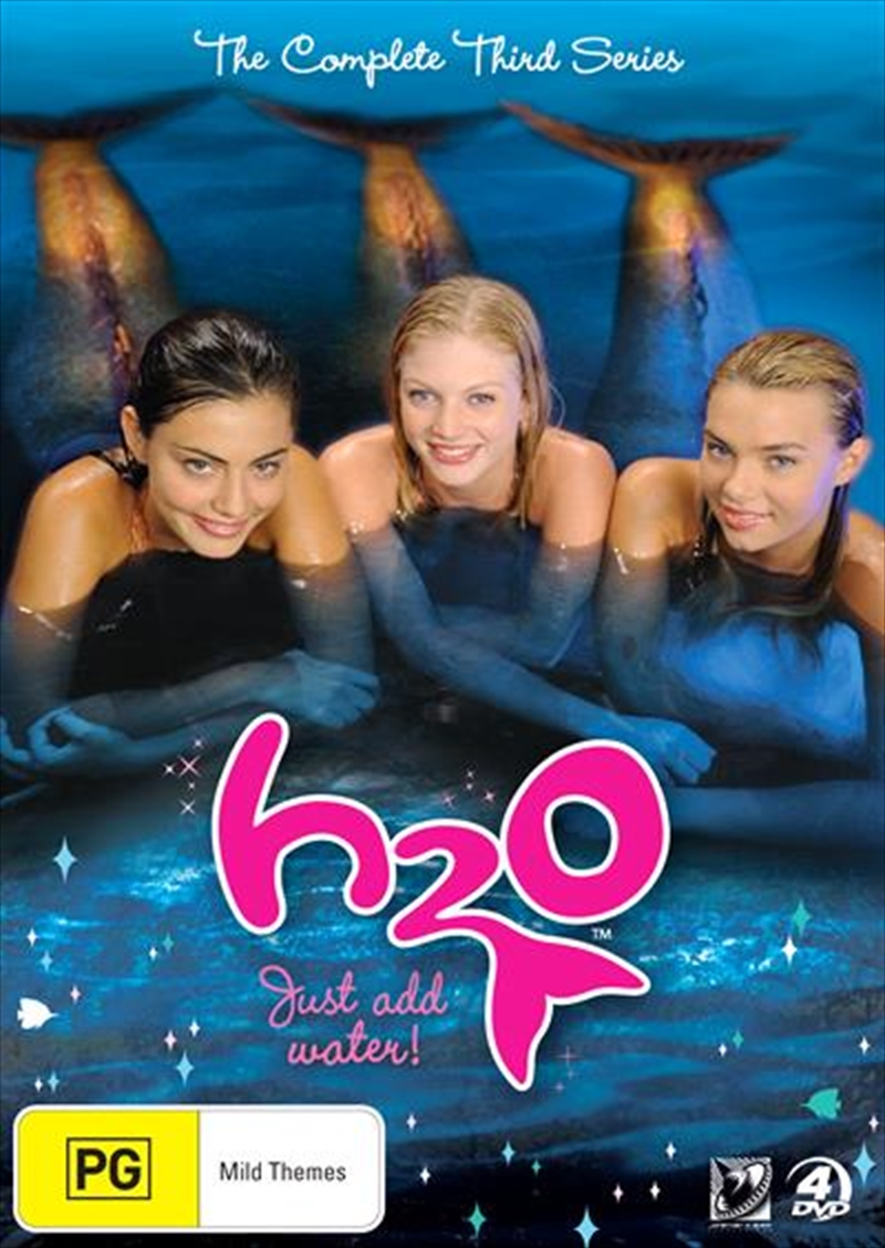 h2o just add water series 3 childrens dvd sanity
