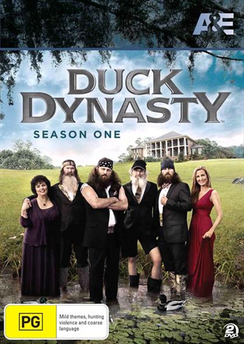 Duck Dynasty - Season 1 | DVD