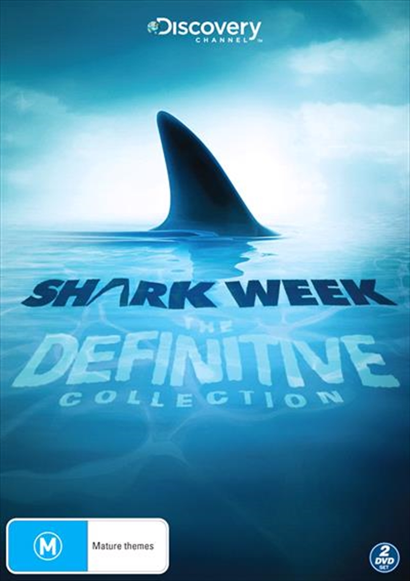 Shark Week The Definitive Collection Discovery Channel