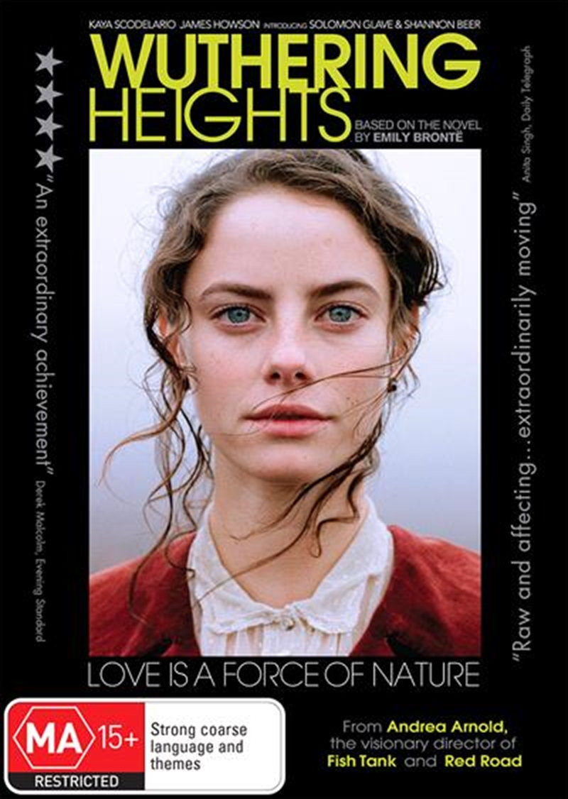 Wuthering Heights | DVD