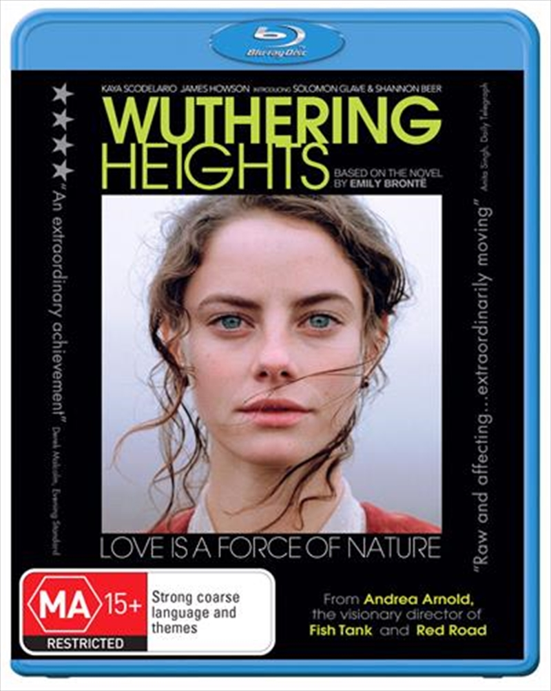 Wuthering Heights | Blu-ray