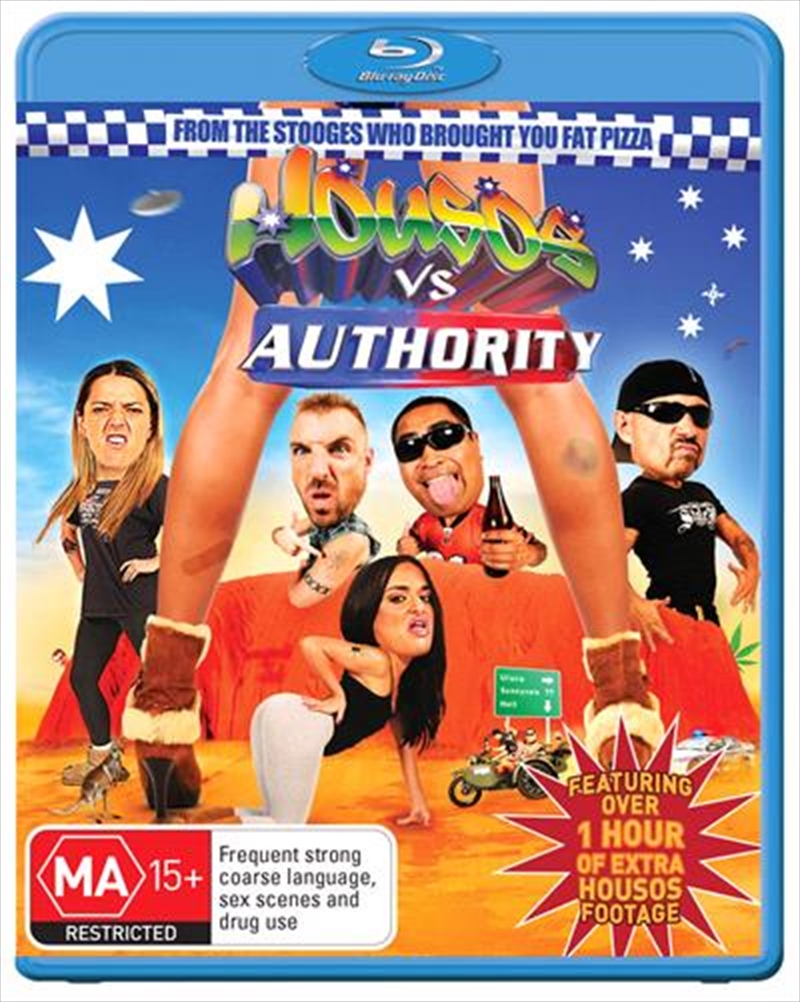 Housos Vs Authority | Blu-ray