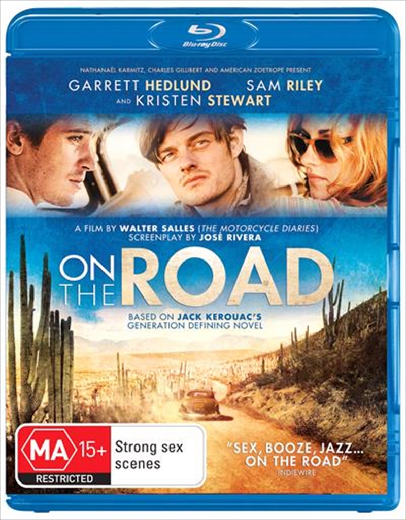 On The Road | Blu-ray