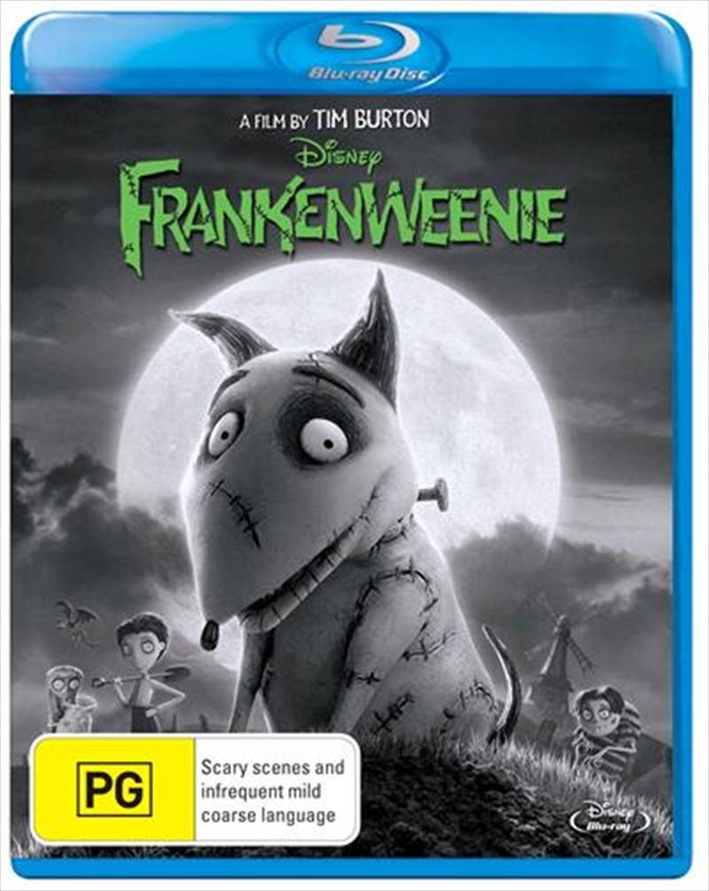 Frankenweenie | Blu-ray