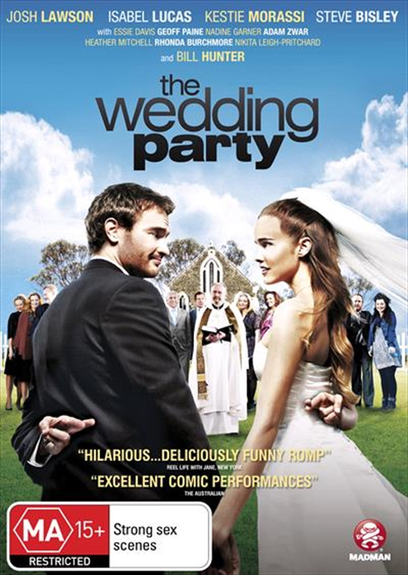 Wedding Party, The | DVD