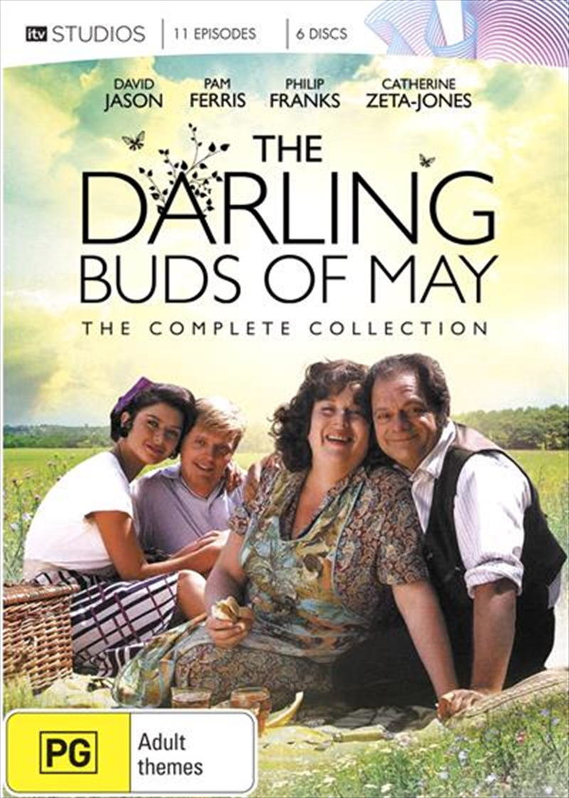 Darling Buds Of May - Complete Collection, The | DVD