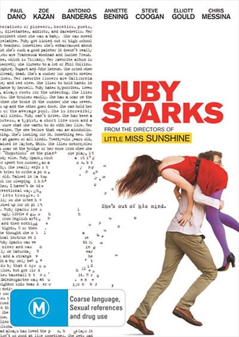 Ruby Sparks | DVD