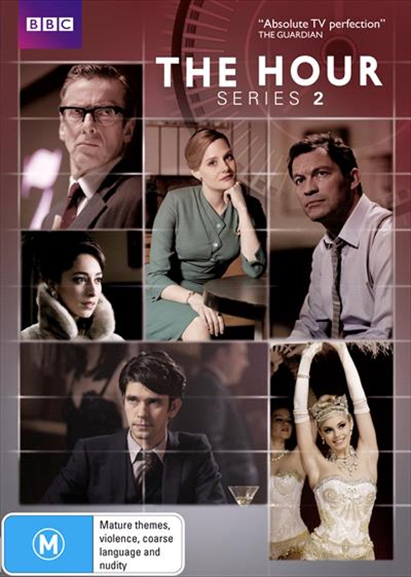 Hour - Series 2, The   DVD