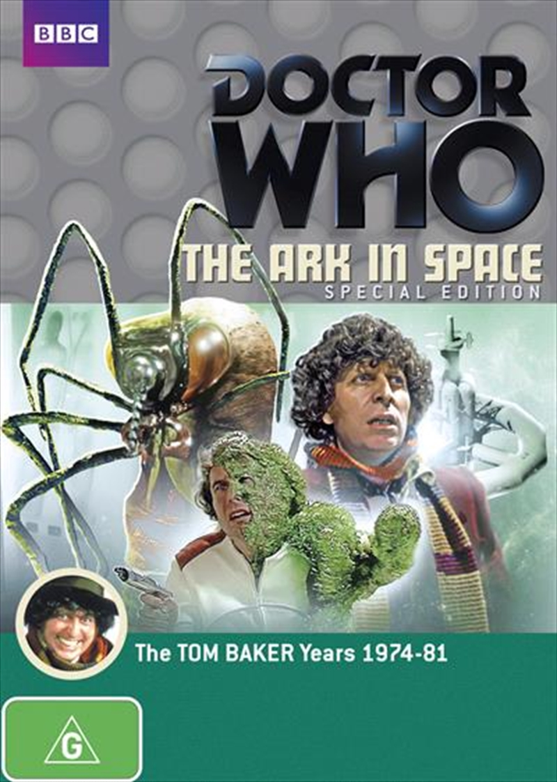Doctor Who - Ark In Space - Special Edition | DVD