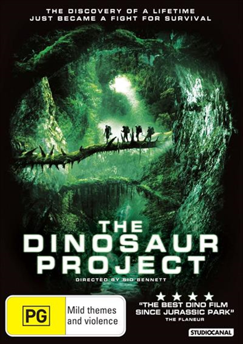 Dinosaur Project, The | DVD