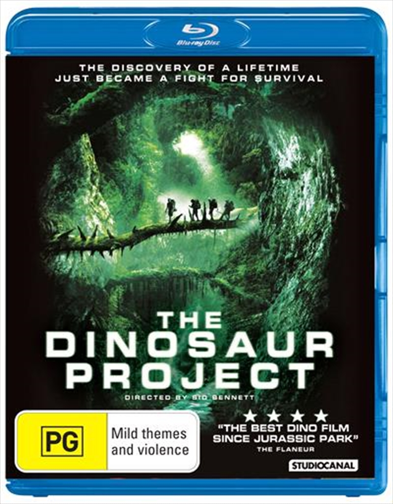 Dinosaur Project, The | Blu-ray