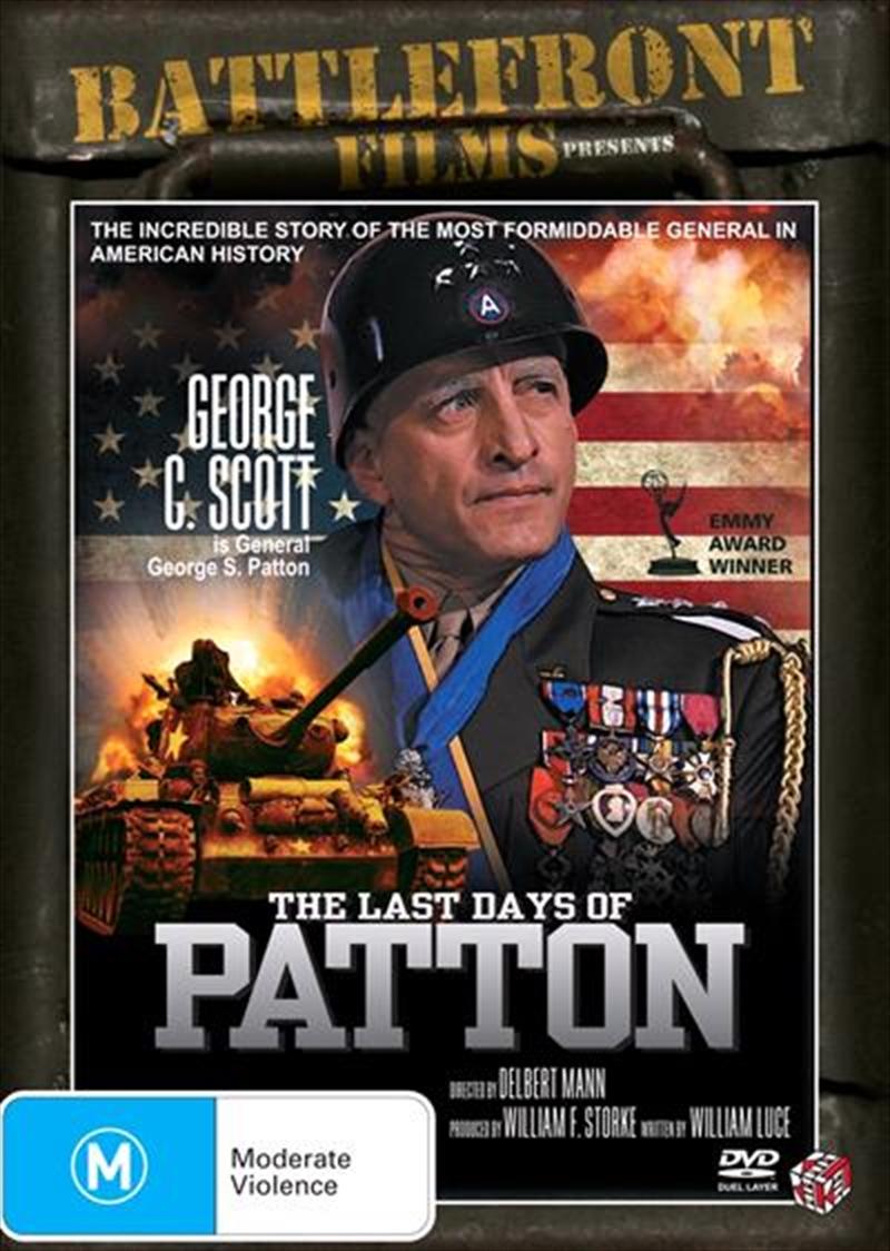 Last Days Of Patton, The | DVD