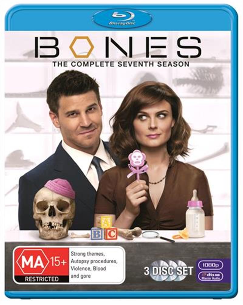 Bones - Season 07