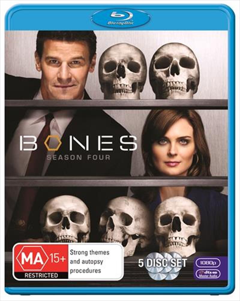 Bones - Season 04 | Blu-ray
