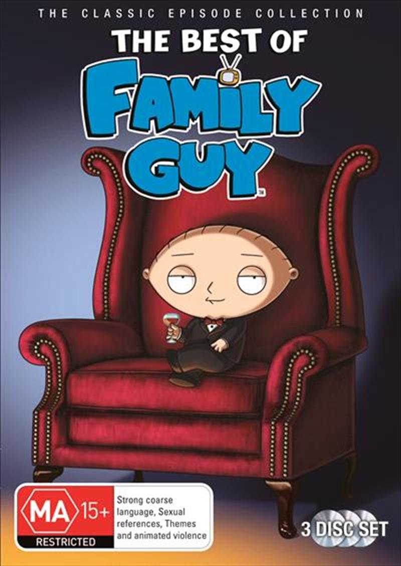 Family Guy - The Best Of | DVD