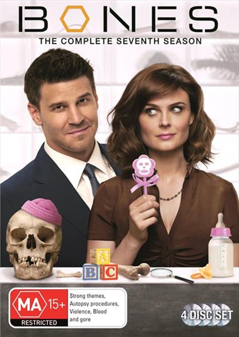 Bones - Season 7 | DVD