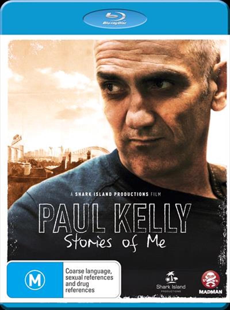 Paul Kelly: Stories Of Me | Blu-ray