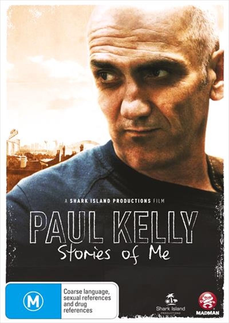 Paul Kelly: Stories Of Me | DVD