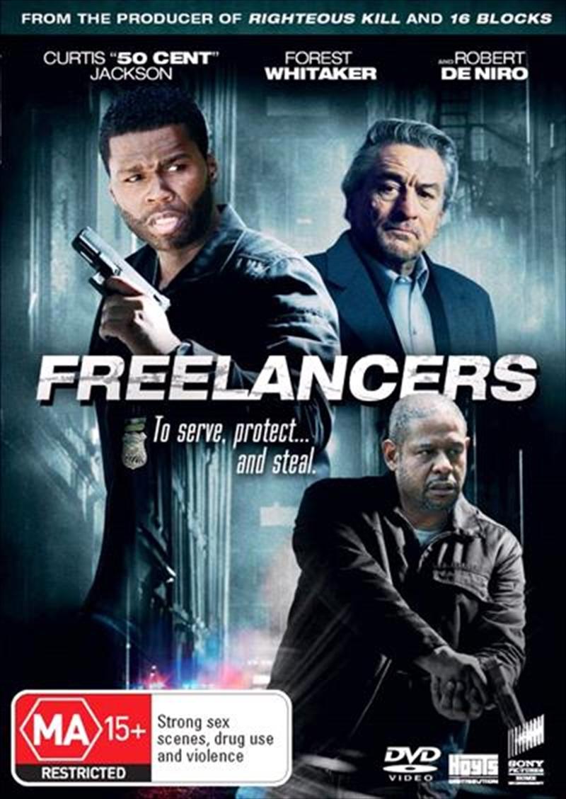 Freelancers | DVD