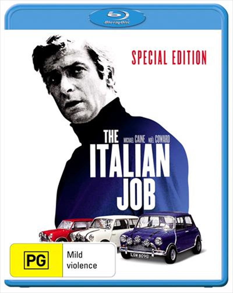 Italian Job - 40th Anniversary Edition, The | Blu-ray