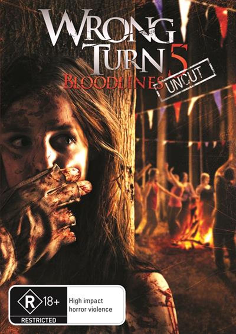Wrong Turn 5 | DVD