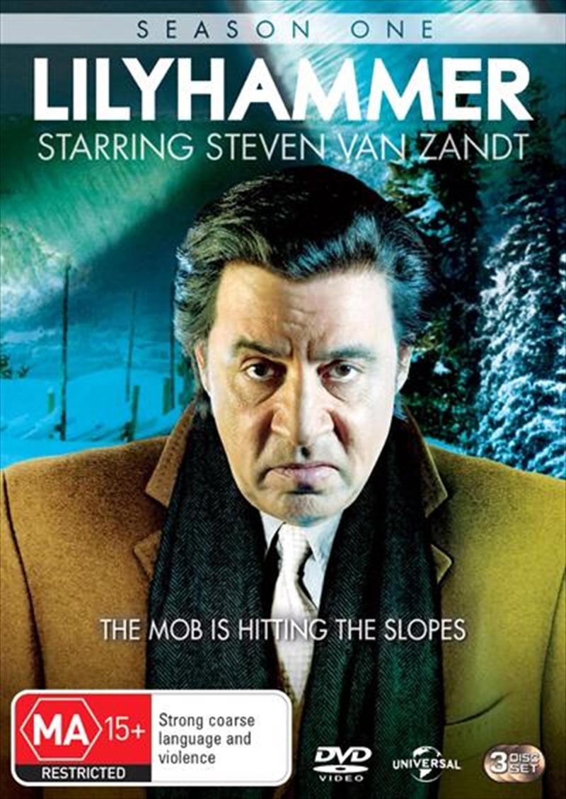 Lilyhammer - Series 1 | DVD