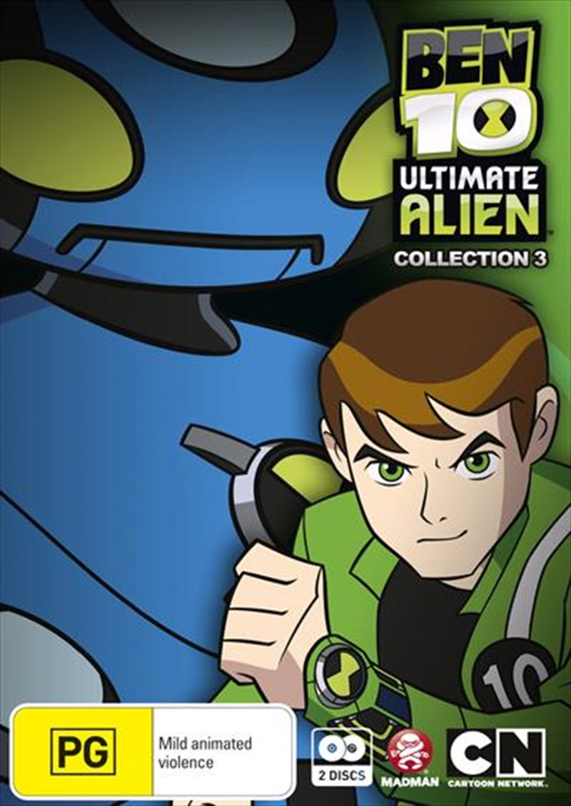 Ben 10 Ultimate Alien - Collection 3 | DVD