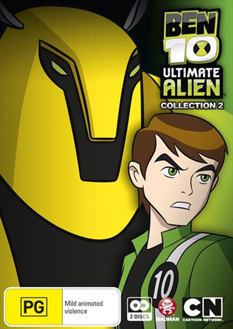 Ben 10 Ultimate Alien - Collection 2 | DVD
