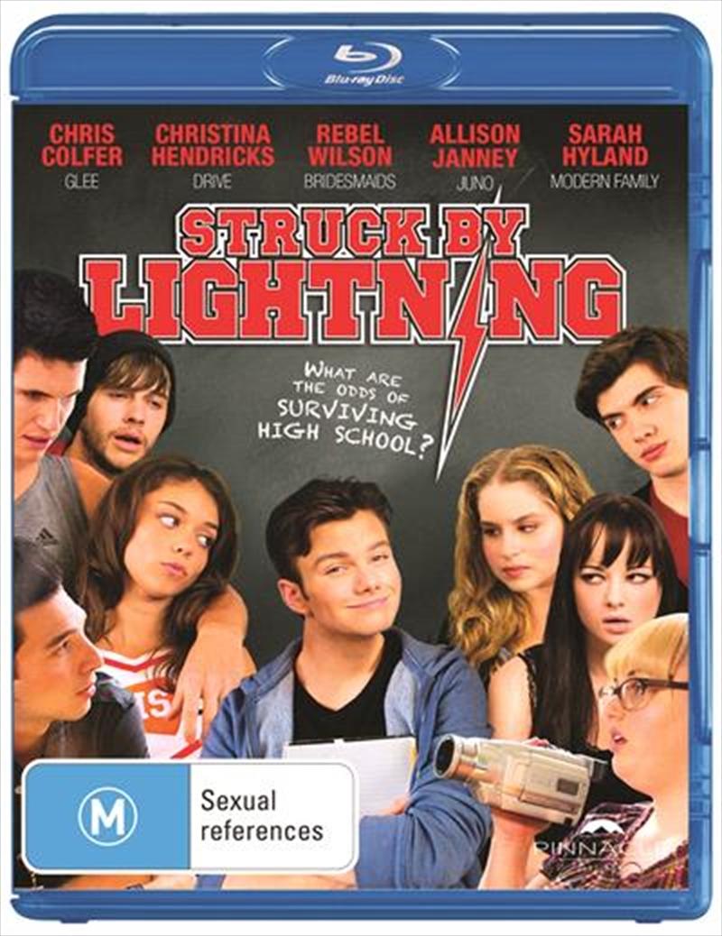 Struck By Lightning | Blu-ray