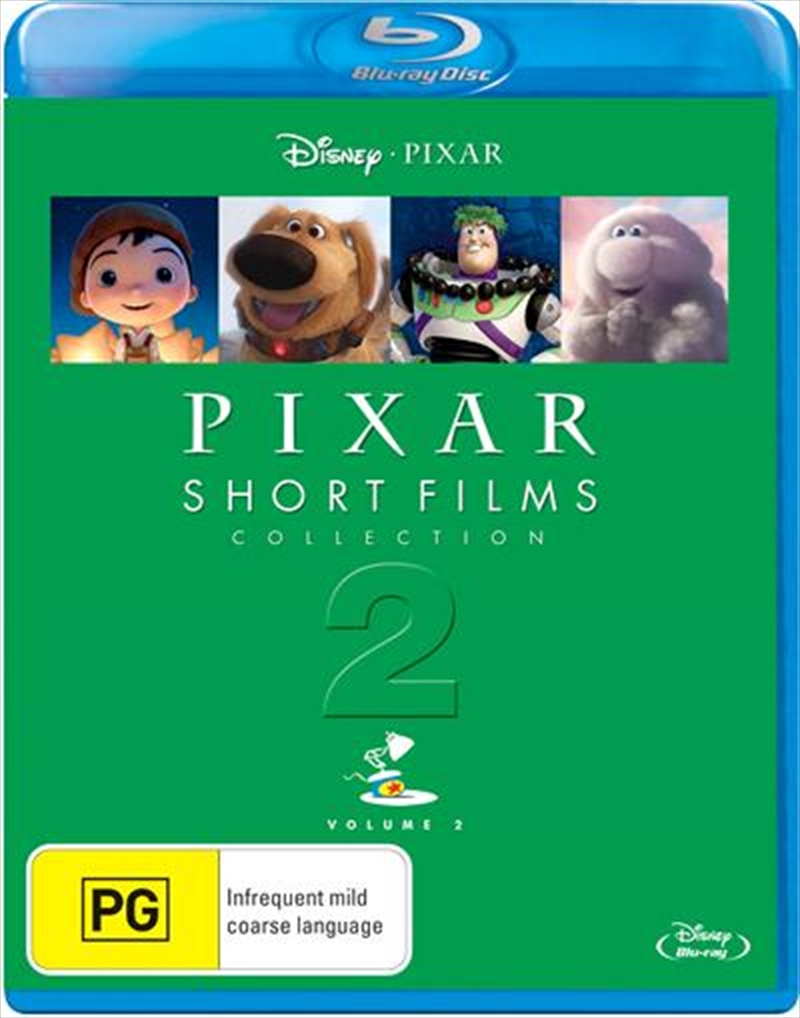 Pixar Short Films Collection - Vol 2 | Blu-ray