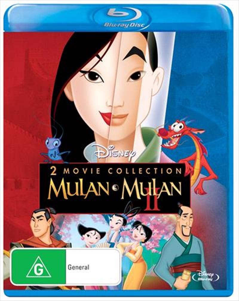 Mulan  / Mulan II | Blu-ray