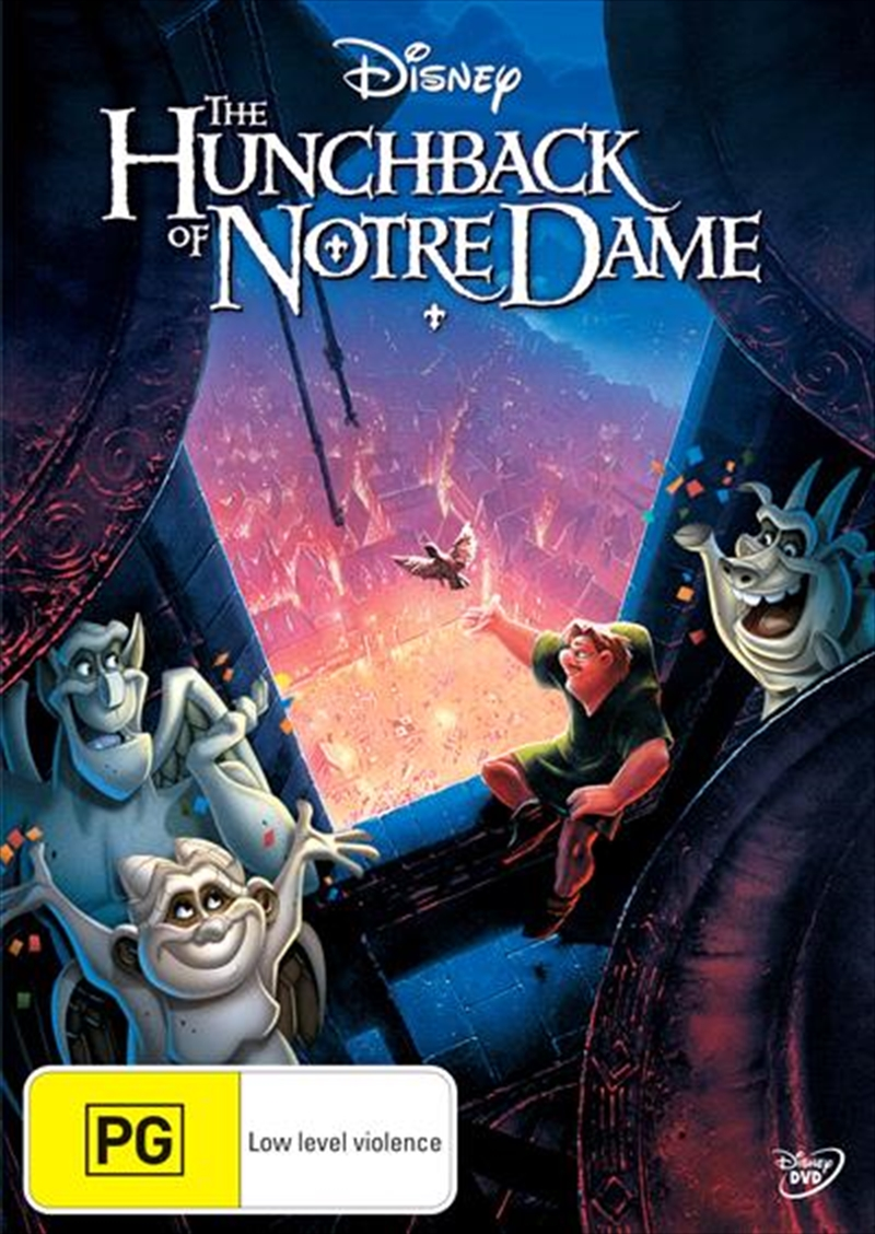 Hunchback Of Notre Dame, The | DVD
