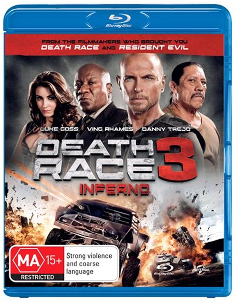 Death Race 3 - Inferno | Blu-ray