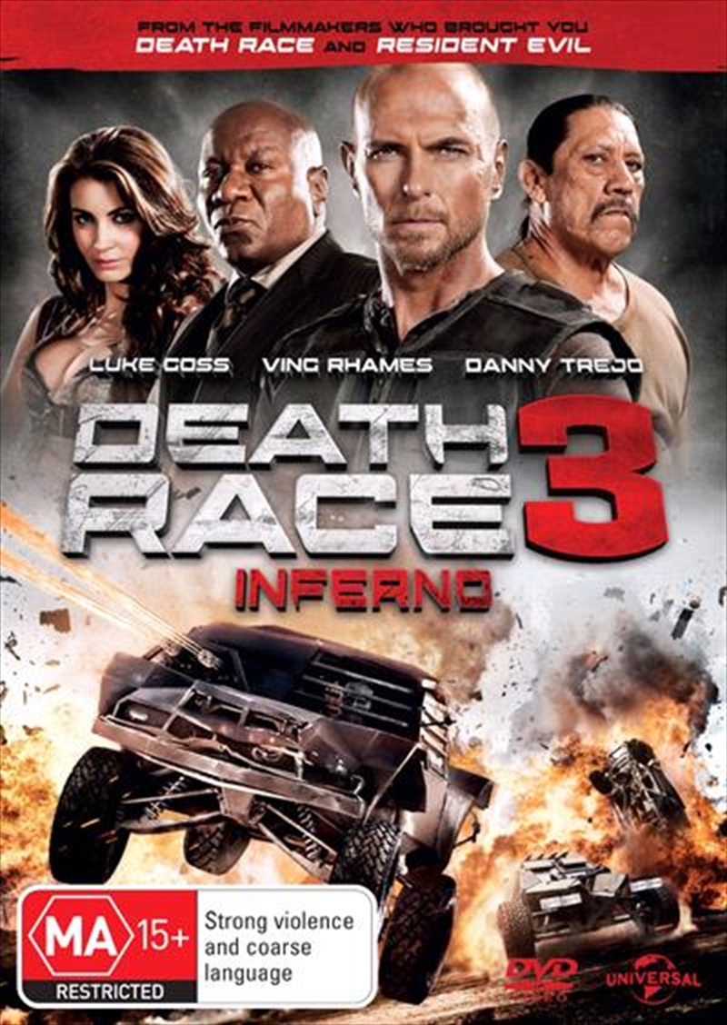Death Race 3 - Inferno | DVD