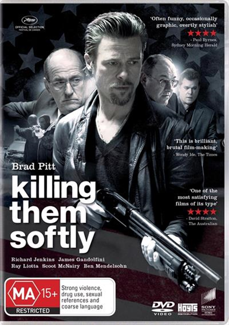 Killing Them Softly | DVD