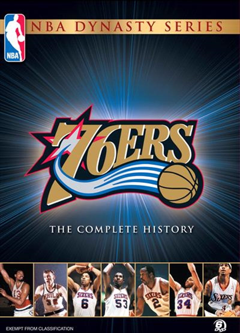 NBA: Dynasty Series: Philadelphia 76ers | DVD