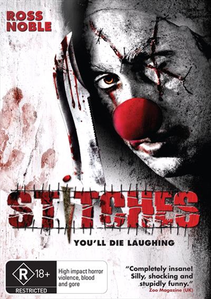 Stitches | DVD