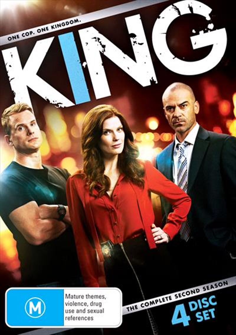 King - Season 2 | DVD